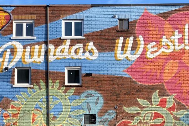 Dundas West grafitti