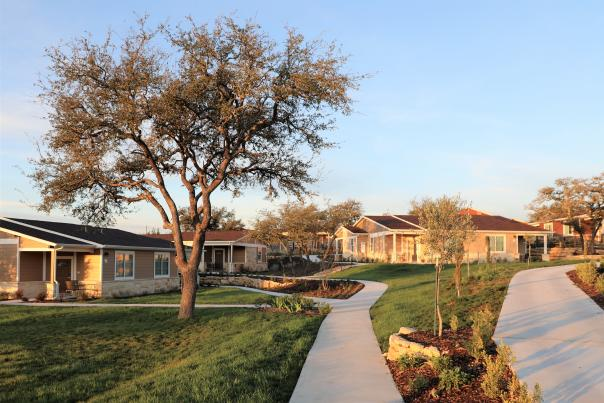 Resort Villas. Courtesy of Carter Creek Winery Resort & Spa