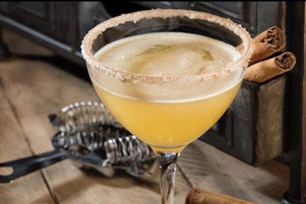 Whiskey Bent, Midnight rider, cocktail
