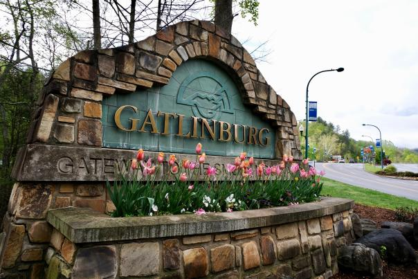 Gatlinburg in the Spring