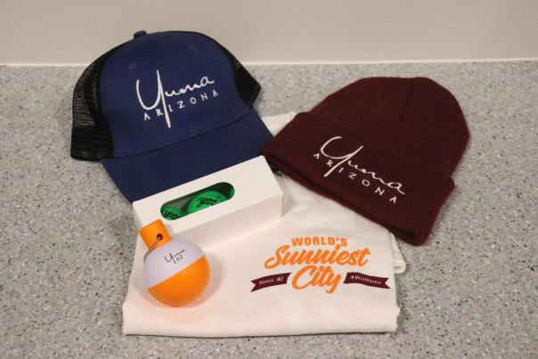 Gifts for Him at Yuma's Visitor Information Center