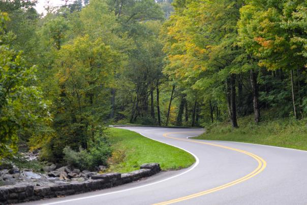 Park Announces Newfound Gap Road Paving Project