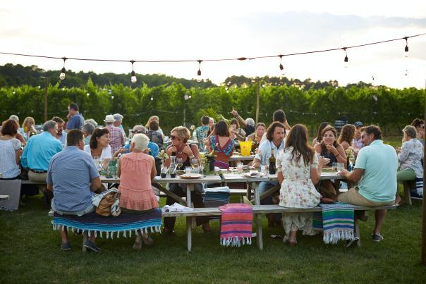 Group picnic