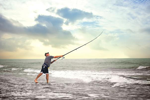 Off Shore Fishing-South Padre Island-H