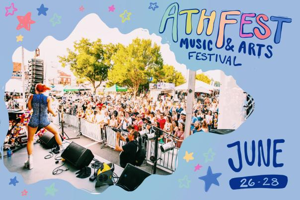 AthFest 2020 Date Graphic