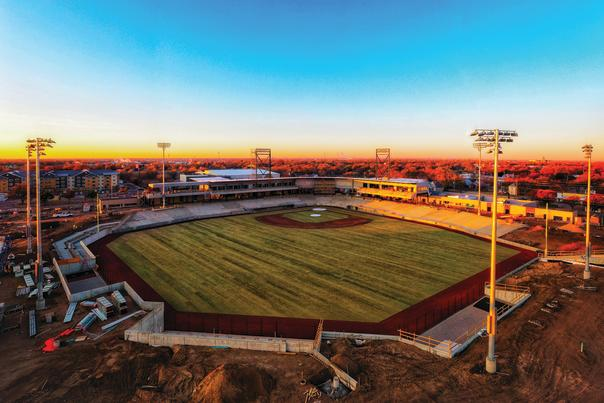Wichita Wind Surge Stadium