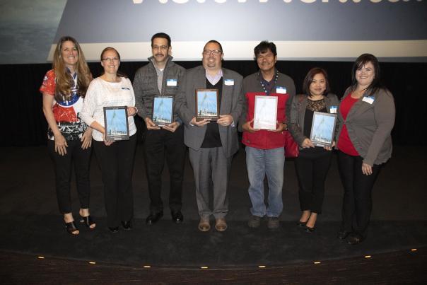 2019 Wichita Stars of the Industry award winners