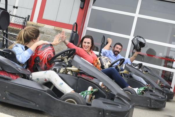 Go-Karting - Family Travel