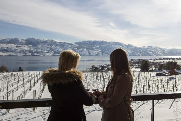 Quails Gate Winery: Winter Wine Tasting