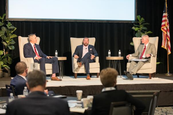 The Woodlands Area Chamber of Commerce Economic Outlook Conference
