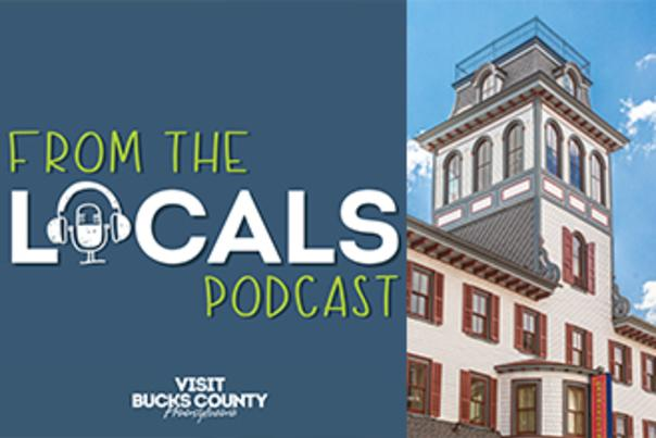 Washington House and Sellersville Theater Podcast