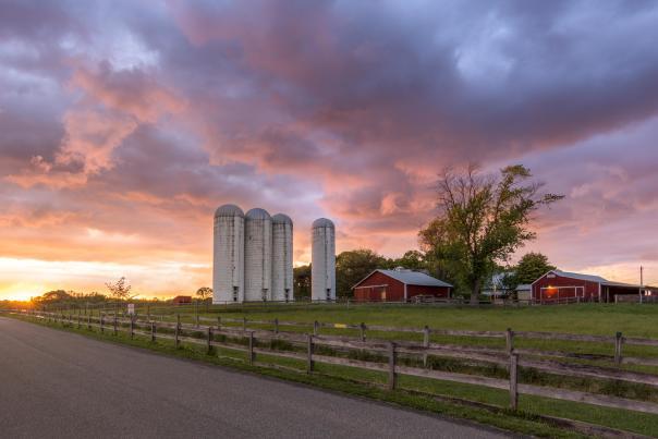 kinder farm millersville