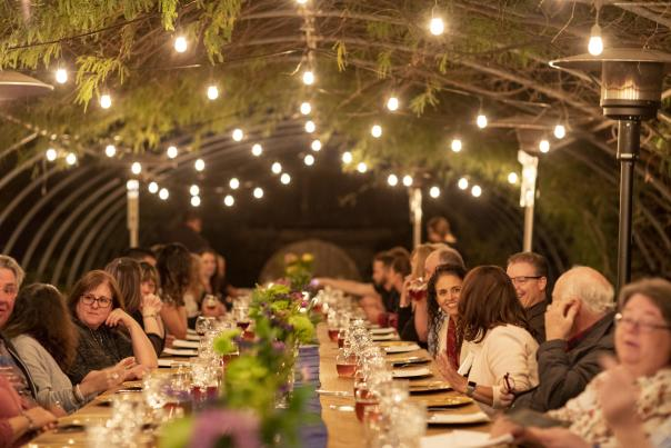 Grace Farms Pop-Up Dinner