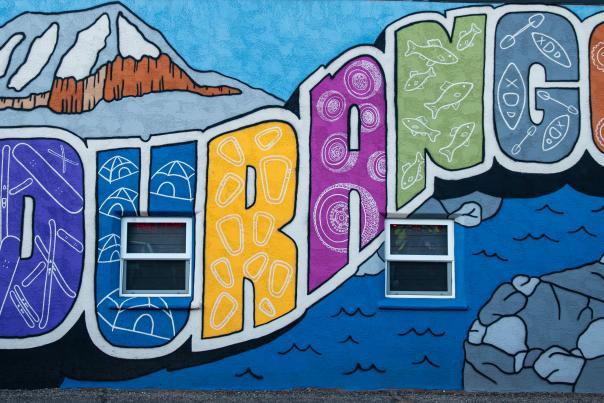Durango Mural