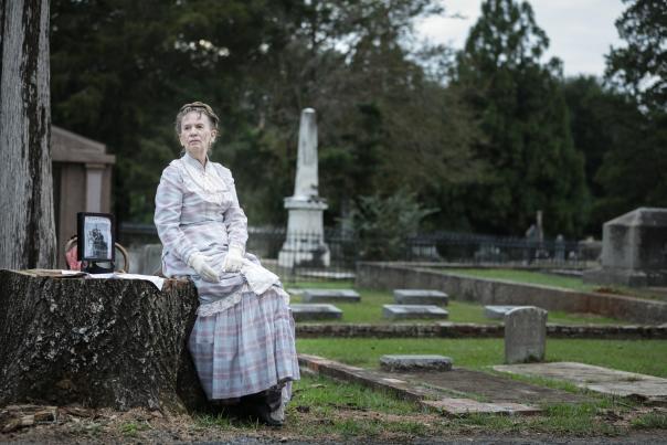 Dixie Haygood Haunted Cemetery Tour