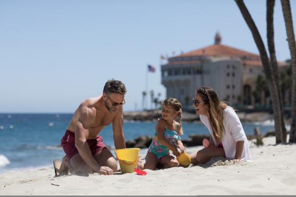 Descanso Beach Club Family