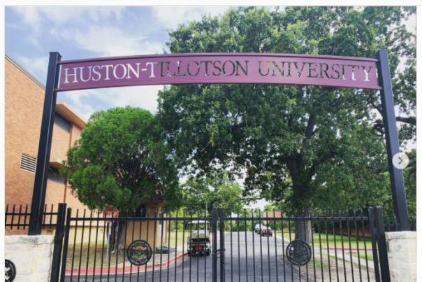 Huston-Tillotson University. Credit Black Austin Tours_Expires Jan 2024