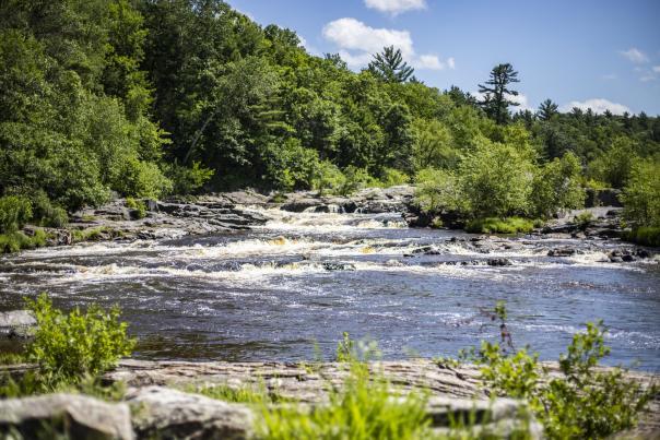 Big Falls County Park