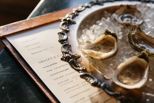 Oysters from Bywater