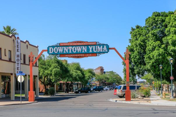 Historic Downtown Yuma