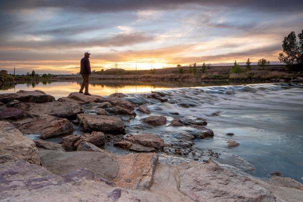 North Platte River Trails