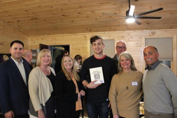 February Business of the Month Award