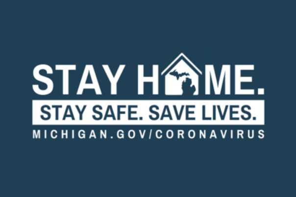 Stay Home. Stay Safe. Save Lives.