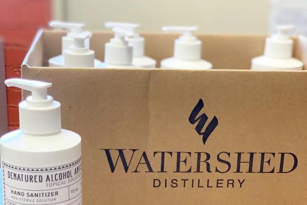 Watershed Distillery - Hand Sanitizer