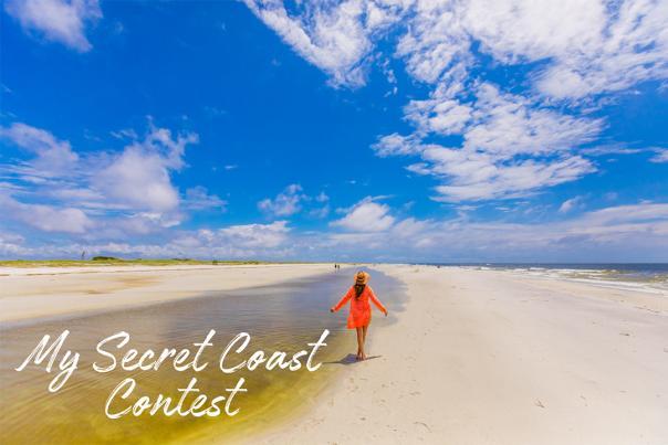 My Secret Coast Contest