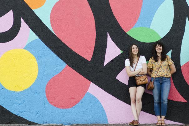 Downtown Mural Art