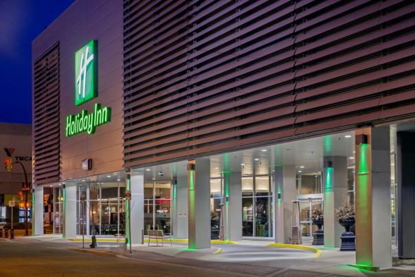 Holiday Inn exterior lower