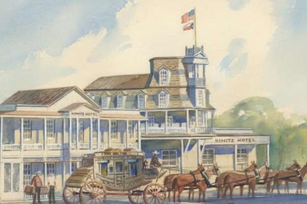 Admiral Nimitz Hotel