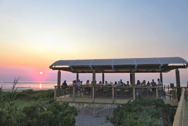 Ocean Edge Beach Bar