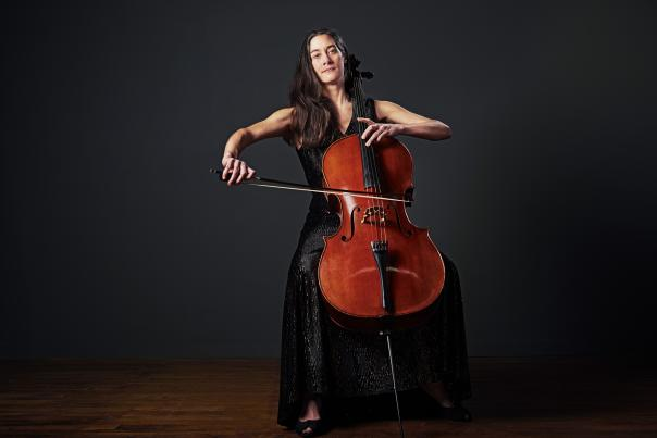 Adriana LaRosa Ransom, cello
