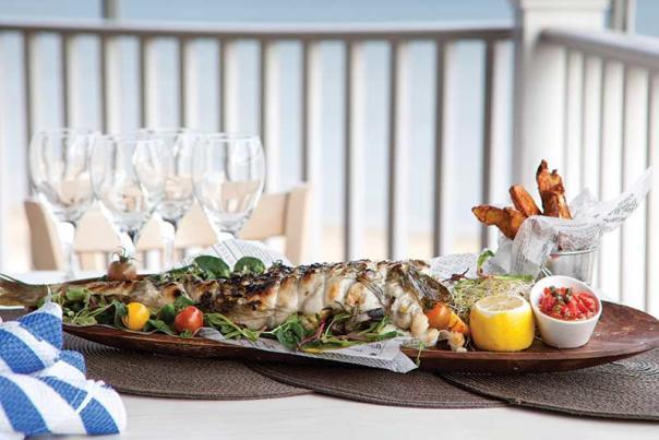 Seafood Dining Wequassett