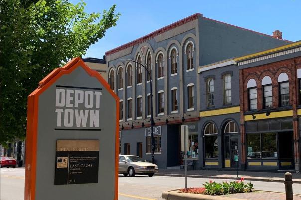 Depot Town Ypsilanti