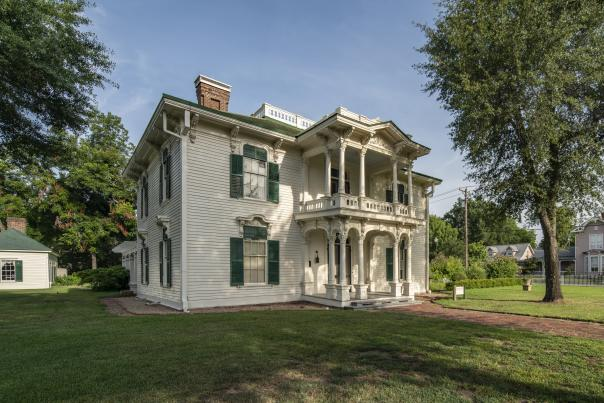 Sam Bell Maxey_State Historic Site_H