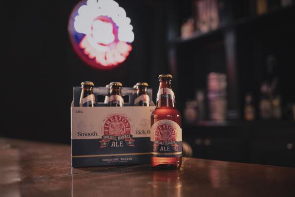 DBA Firestone Beer