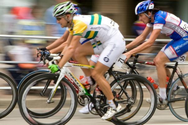 Athens Twilight Criterium Cycling