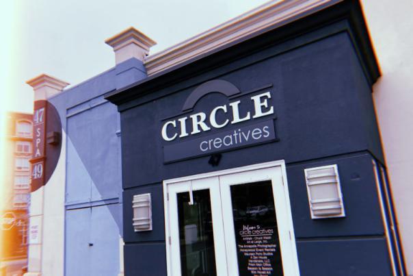 Circle Creatrives building at Spa Circle.