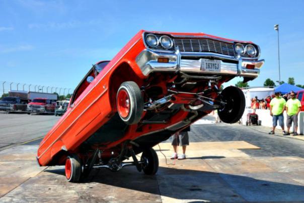 Slamology Custom Car Show