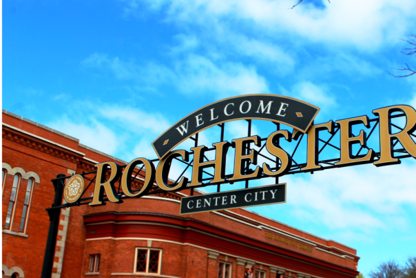 Welcome To Rochester 1350x650