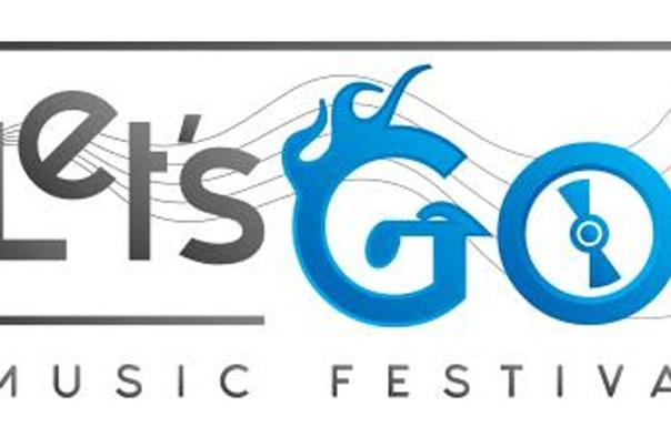 Let's Go Music fest logo