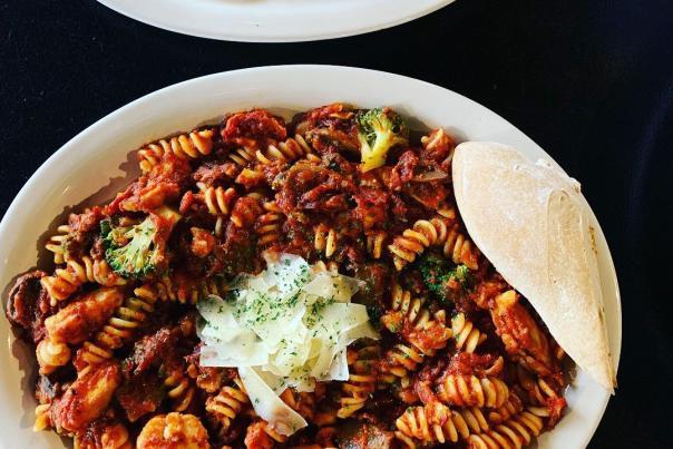 Nonna's By So Italian Plainfield pasta lasagna