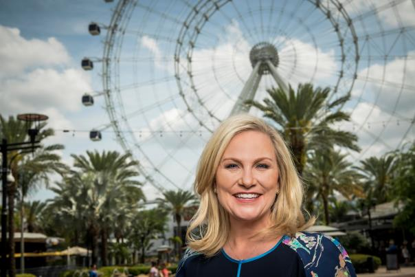 Casandra Matej, President and CEO Visit Orlando