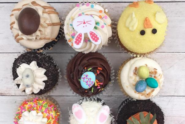 Cupcrazed Easter Cupcakes