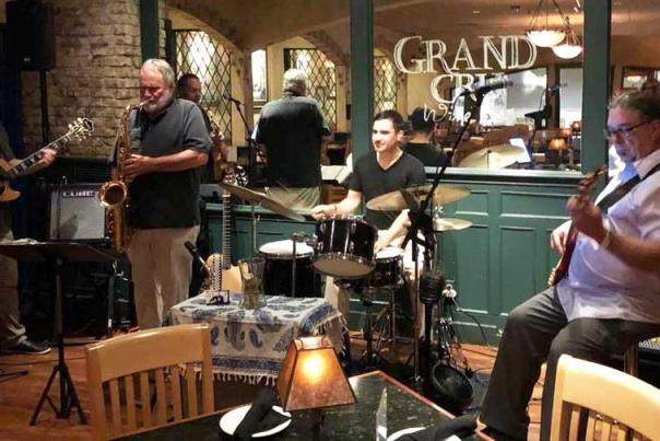 Jazz at the Grand Cru