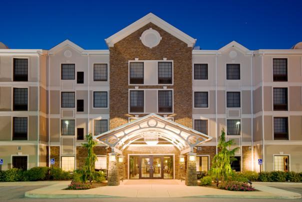 Staybridge Suites Indianapolis Airport-Plainfield hotel
