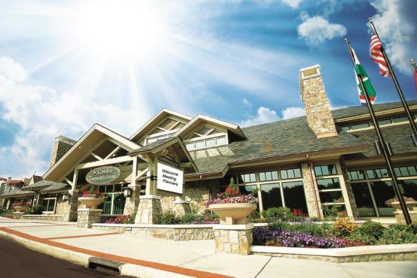 Gatlinburg Convention Center Mills