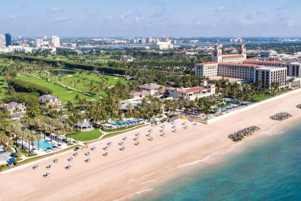The Breakers is steeped in Florida history and inspired by classic Italian architecture, but it's not resting on its laurels from days gone by.